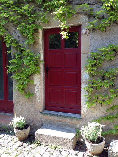 13 Close up front door