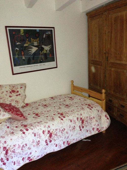 22 Second bedroom -- single bed